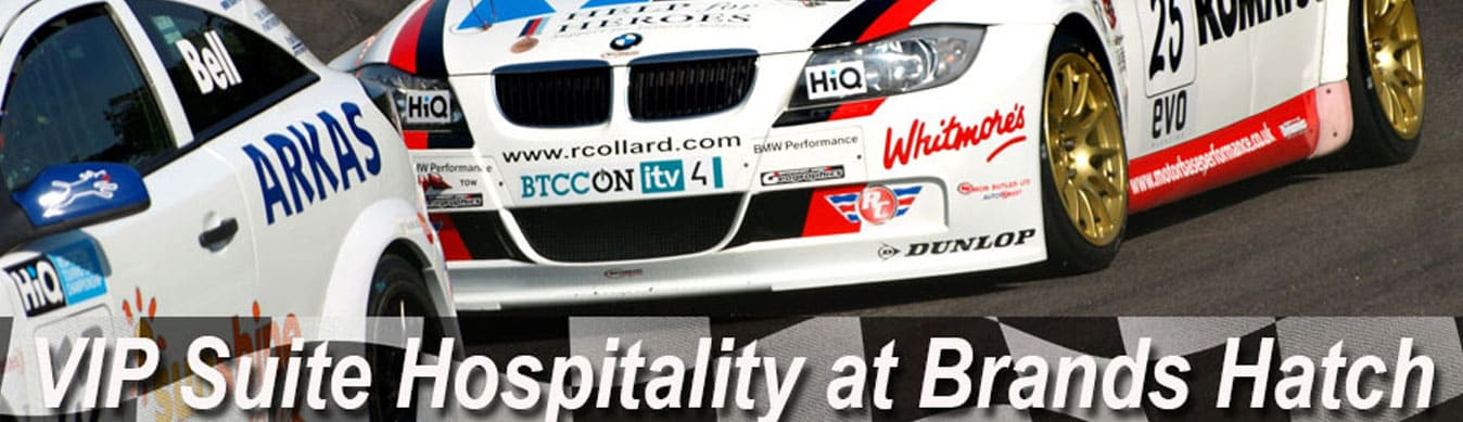 Brands Hatch VIP hospitality